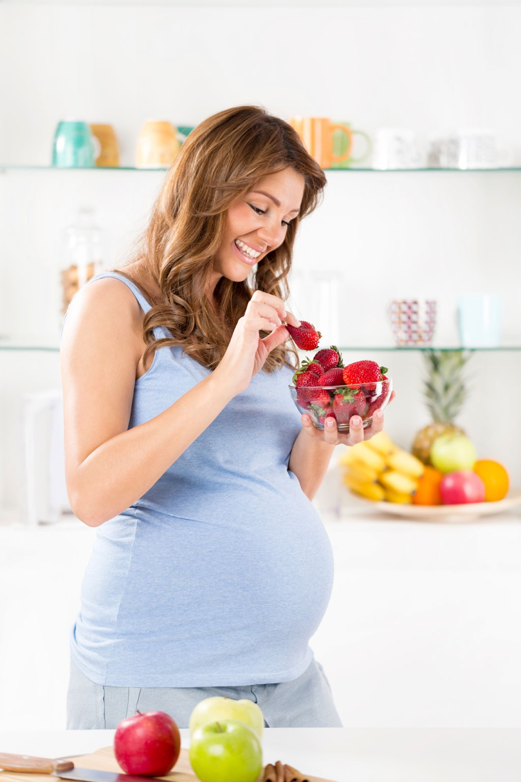 How to eat properly during pregnancy